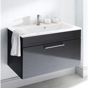 Waschplatz - Heron - anthrazit - Bild 1