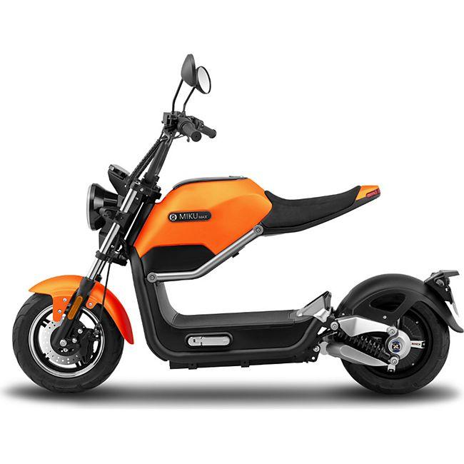 MIKU MAX e-scooter mit BOSCH Motor orange - Bild 1