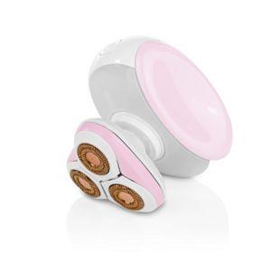 VITALmaxx Haarentferner Perfect Shave Body 3,7V rosa/weiß mit LED-Licht - Bild 1
