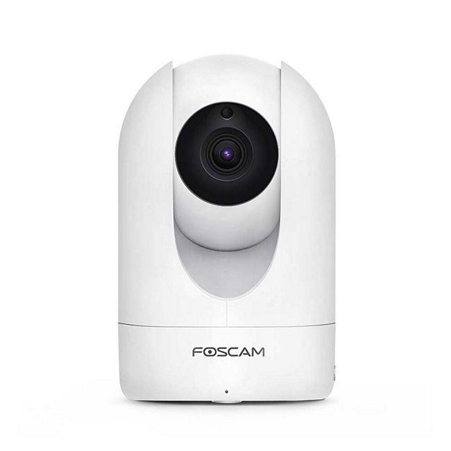 Foscam R4M drehbare und schwenkbare 4MP Dual-Band WLAN IP Überwachungskamera - Bild 1