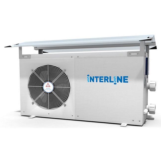 Interline Universal-Überdachung für Wärmepumpen - Bild 1