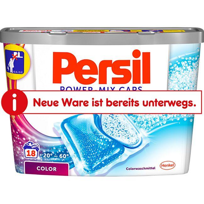 Persil Color Power Mix Caps 18WL - Bild 1