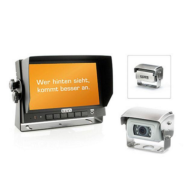 LUIS R7-S Compact System Rückfahrsystem - Bild 1