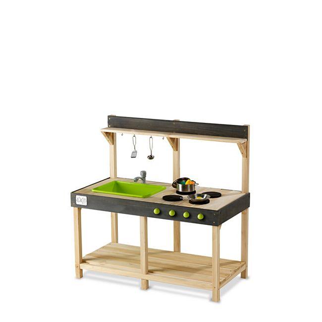 EXIT Outdoor-Holzspielküche Yummy 100 - Bild 1