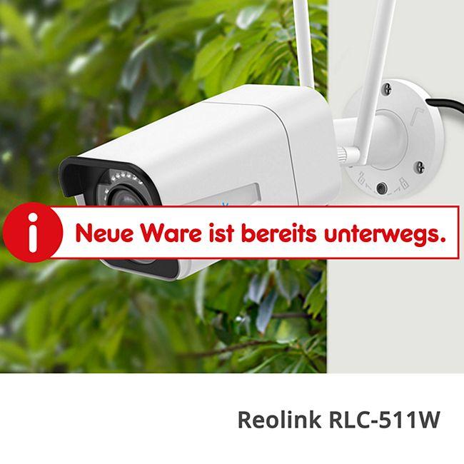 Reolink RLC-511W 5MP WLAN Überwachungskamera (Außenbereich) - Bild 1