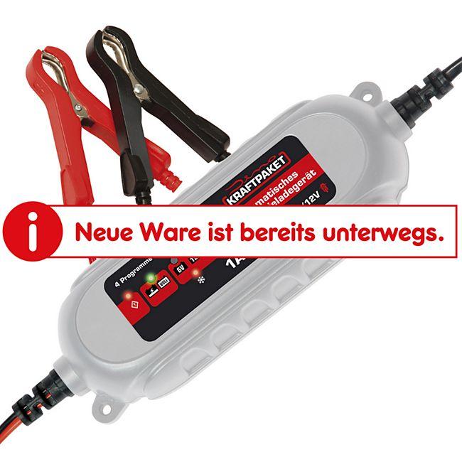 Dino Kraftpaket 6V/12V-1A Batterieladegerät - Bild 1