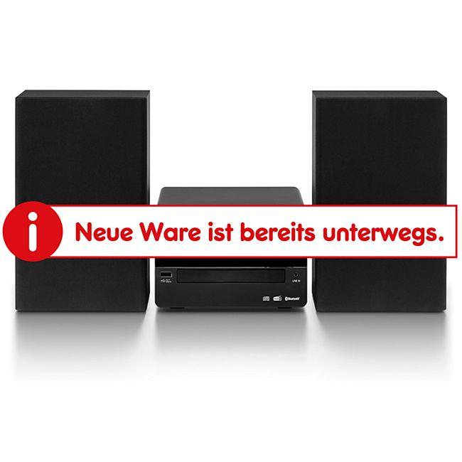 Karcher MC 6470D Kompaktanlage mit CD-Player, DAB+, UKW (FM), Bluetooth & USB - Bild 1