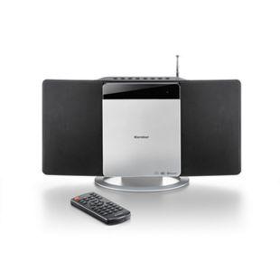 Karcher MC6580D Stereoanlage inkl. Bluetooth, AUX, CD, UKW (FM) & USB - Bild 1