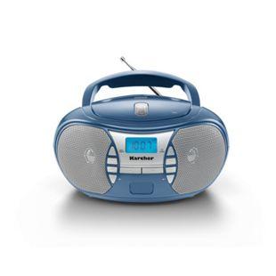 Karcher RR5025-C Boombox mit CD-Player und Radio - Bild 1