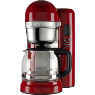KitchenAid 5KCM1204EER Kaffeemaschine rot 1,7l - Bild 1