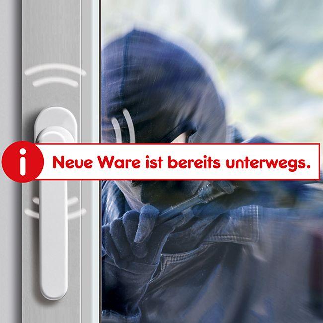 Schellenberg 46505 Sicherheits-Alarmgriff, weiß - 32 mm - Bild 1