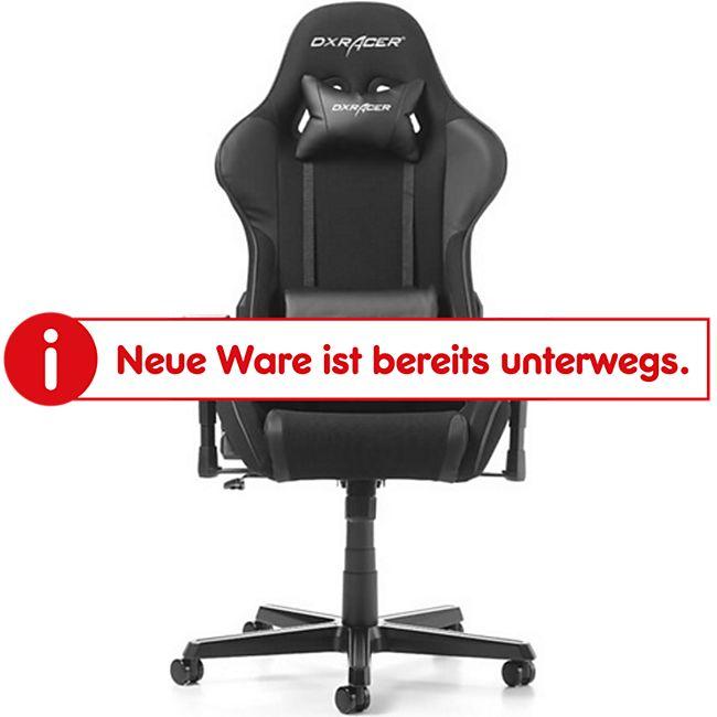 DXRacer Gaming Stuhl, OH/FH11/N, F-Serie, schwarz - Bild 1
