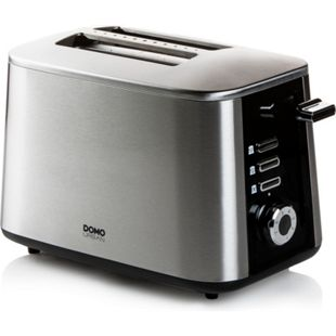 Domo DO972T Toaster Edelstahl Turbo - Bild 1