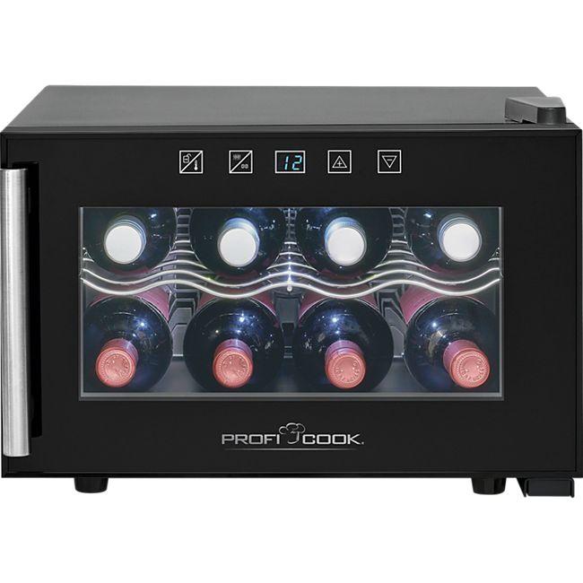 Profi Cook PC-GK 1162 Glastürkühlschrank / Weinklimaschrank - Bild 1