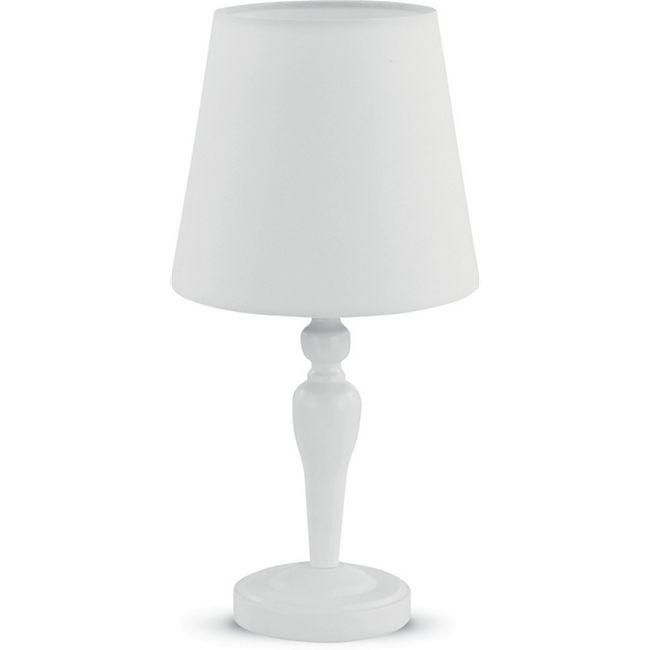 LED Tischleuchte - cremeweiß - Bild 1