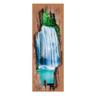 EASYmaxx 3D Wandtattoo Wasserfälle - Bild 1