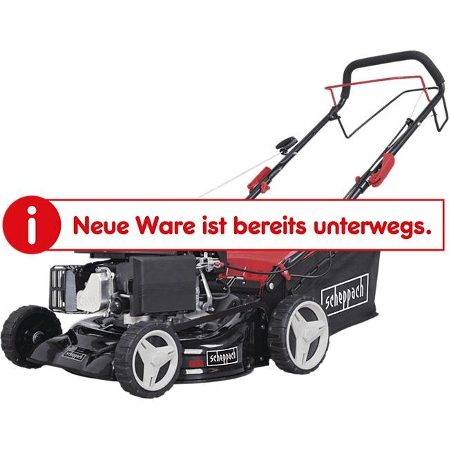 Scheppach MS146-42 Benzin Rasenmäher 4in1 - Bild 1