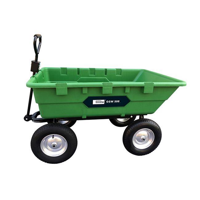 Güde GGW 500 Gartenwagen - Bild 1