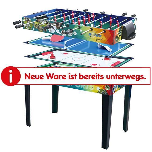 Solex (4-IN-1) Multifunctional Game Table - Bild 1