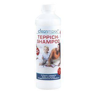 CLEANmaxx Teppichshampoo 500ml - Bild 1