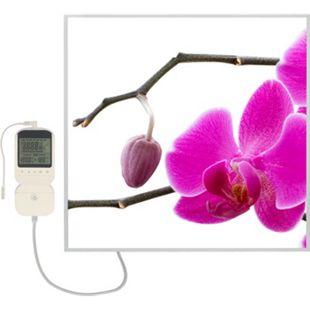 El Fuego Infrarot-Heizpaneel 360 W inkl. Thermostat - Purple - Bild 1