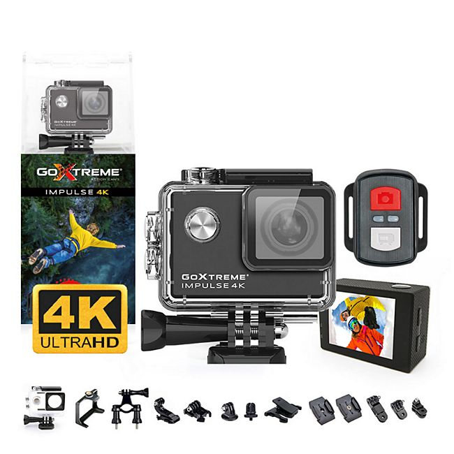 Go Xtreme Impulse Action Cam 4K - Bild 1