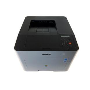 Samsung CLP-680ND Laserdrucker, Farbe, 9600 x 600 DPI, A4, 250 Blätter, 24 Seiten pro Minute - Bild 1