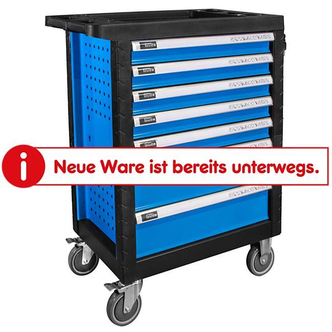 Güde GWS 07 Werkstattwagen Premium 165-tlg. - Bild 1
