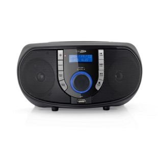 Caliber HBC433DAB-BT tragbares DAB+/UKW-Radio mit CD/USB/AUX/Bluetooth-Funktechnologie - Bild 1