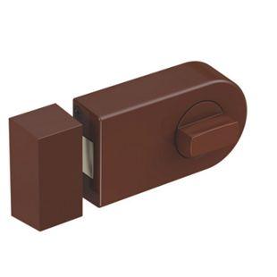 BASI KS 500-70 Kastenzusatzschloss, braun - Bild 1