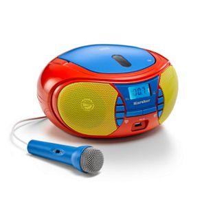 Karcher RR5026 Boombox mit CD/MP3-Player, USB und Radio - Bild 1
