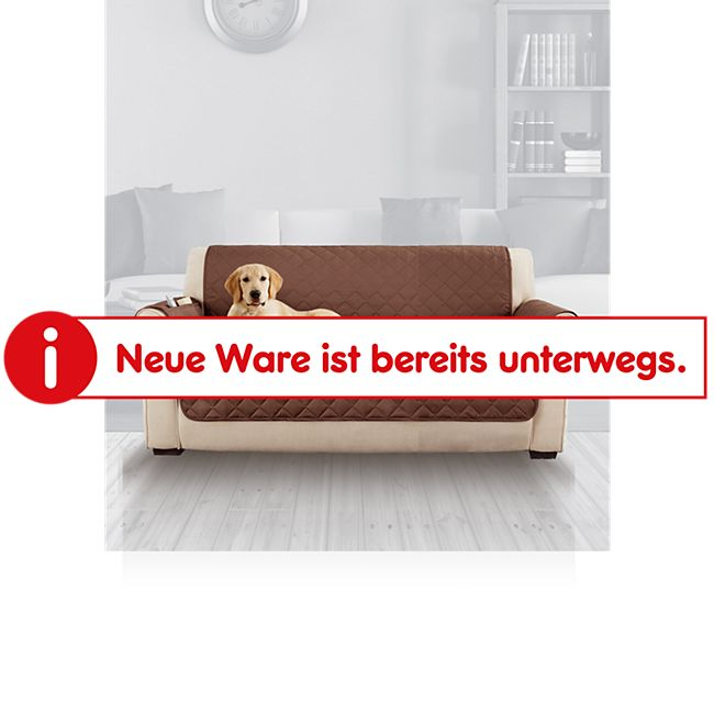 Wohnglück Sofa Schutzdecke XL - Bild 1