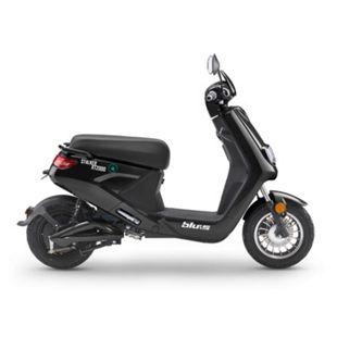 Blues E-Roller XT2000 45 km/h schwarz - Bild 1