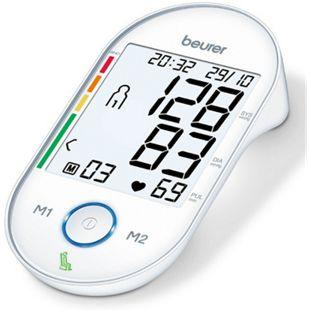 beurer BM 55 Vollautomatisches Oberarm Blutdruckmessgerät - Bild 1