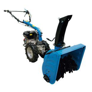 Güde GME 6.5 V Motoreinachser mit Schneefräse - Bild 1