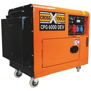 Cross Tools CPG 6000 DEV Diesel-Stromerzeuger (EURO 5) - Bild 1