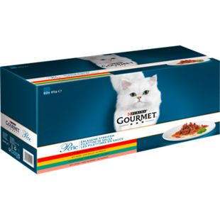 Gourmet Katzennahrung Perle 60 x 85 g / 5,1 kg - Bild 1