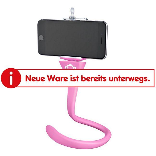 Monkeystick der flexible Halter für bessere Fotos und Videos - pink - Bild 1