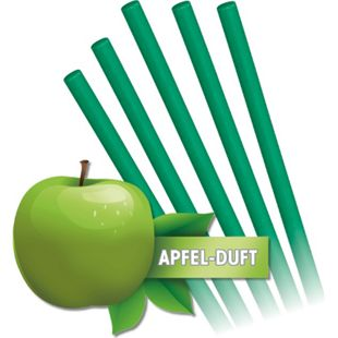 EASYmaxx Abflussreiniger-Stick Apfel 50er-Set grün - Bild 1