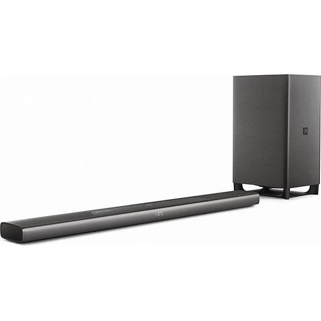 Philips Fidelio B8 Soundbar u. kabelloser Subwoofer mit Dolby Atmos 5.1.2 - Bild 1