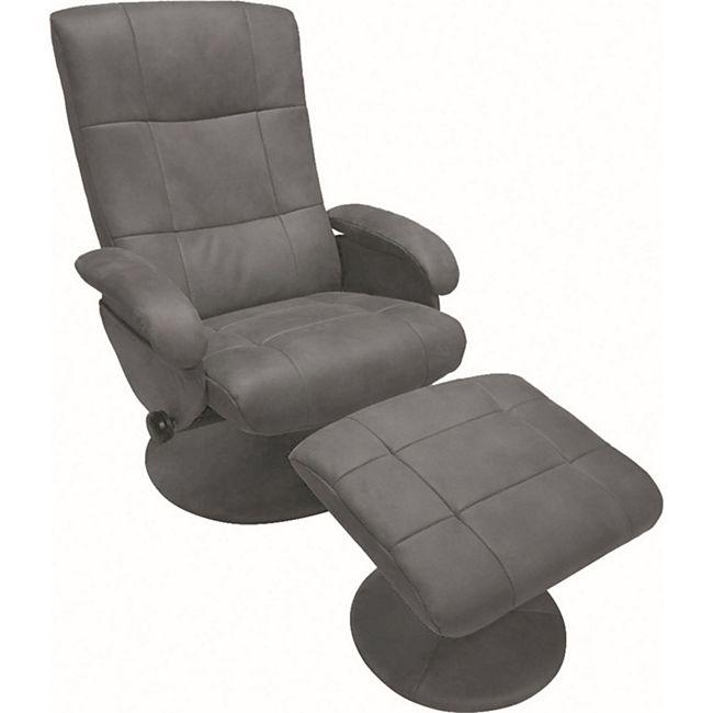 Alpha Relax Massagesessel 7050, grau - Bild 1