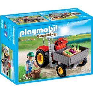 Playmobil verschiedene Sets - 70495 Ladetraktor - Bild 1