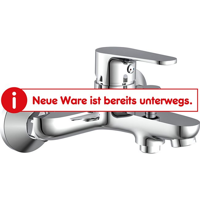 Eisl Wannenfüllarmatur CLAUDIO, Chrom - Bild 1