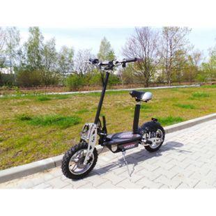 Viron E-Scooter 1000W mit Smartphone Halterung, schwarz - Bild 1