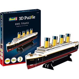 Revell Mini 3D Puzzle - RMS Titanic - Bild 1