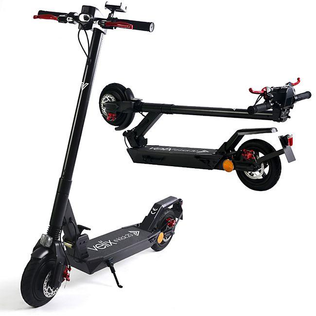 Elektro scooter mit straßenzulassung