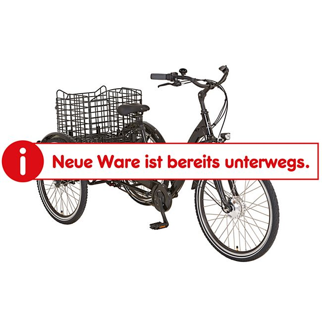 "PROPHETE CARGO 3R 20.ESL.10 24""/26"" E-Bike - Bild 1"