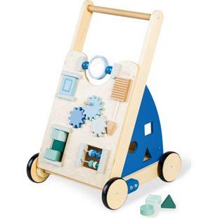 Pinolino Activity-Lauflernwagen 'Titus', blau - Bild 1