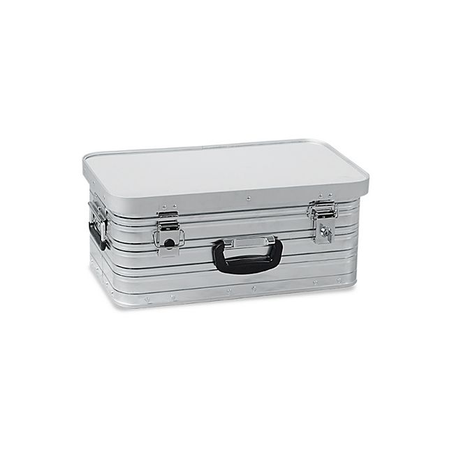 BRB Aluminium Behälter, LxBxH 53 x 33 x 22,5 cm, 27 Liter - Bild 1