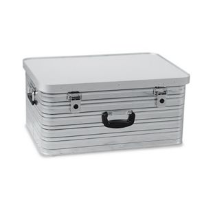 BRB Aluminium Behälter, LxBxH 64,5 x 45,5 x 30,5 cm, 69 Liter - Bild 1